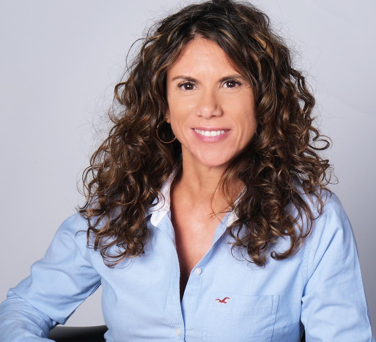 Portrait of Rosa Jiménez Moriano