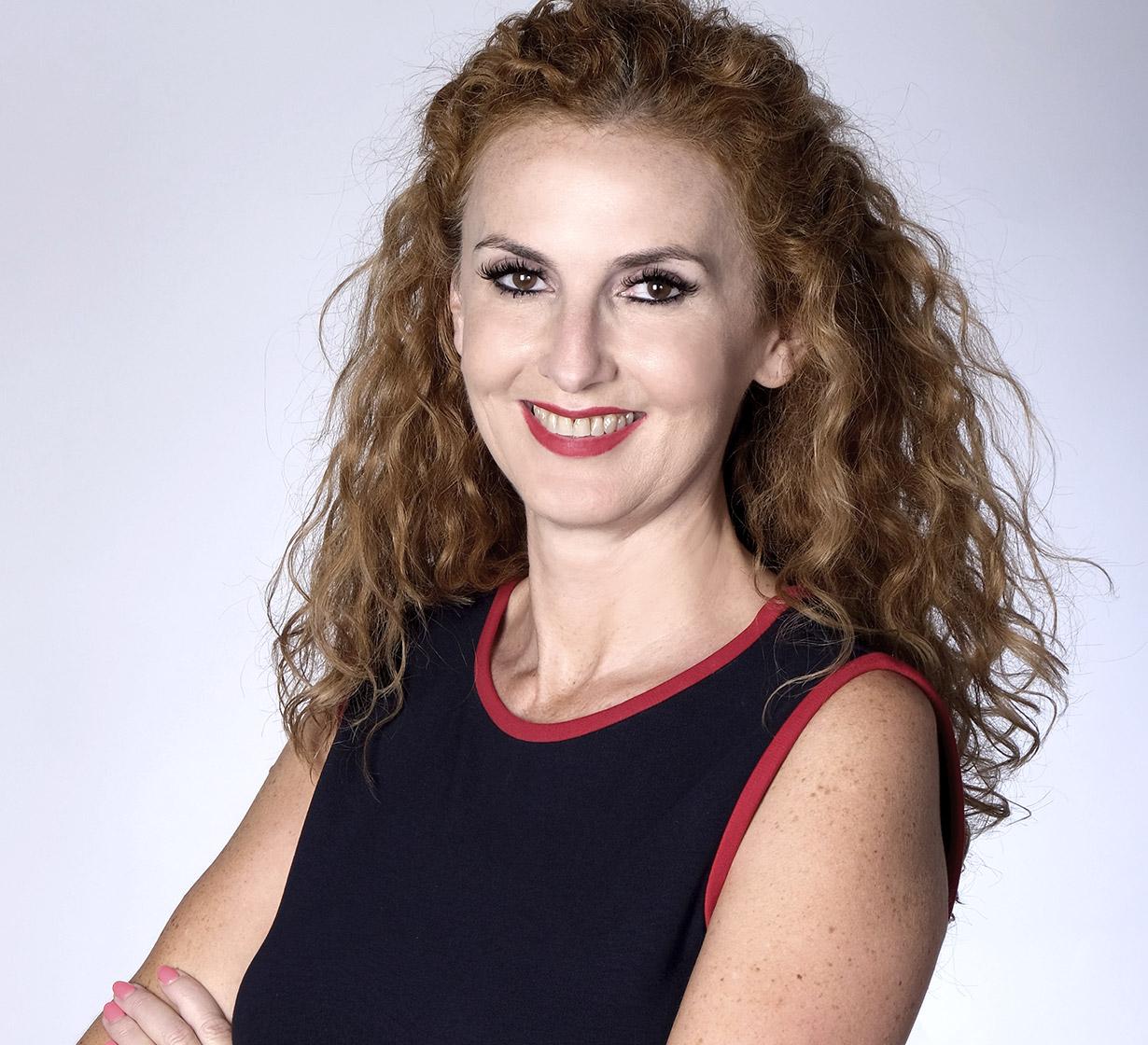 Portrait of Sandra Martín García